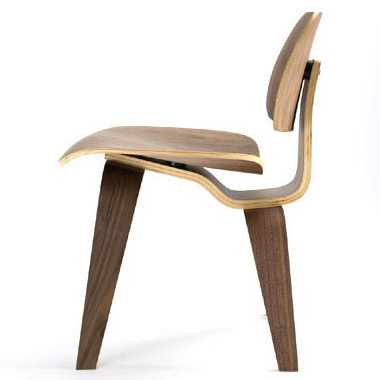 Eames Plywood Dining Chair DCW