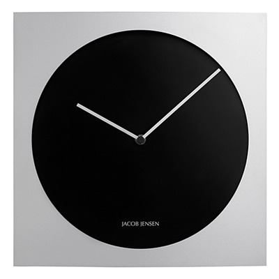 JACOB JENSEN Wall Clock 318