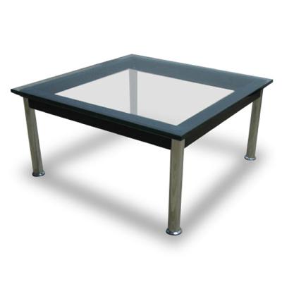 ル・コルビジェ LC10 ガラステーブル 70cm